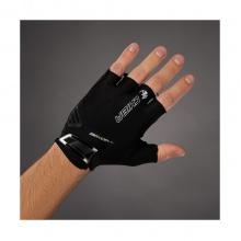 Chiba Fahrrad Handschuhe BioXcell AIR schwarz/schwarz