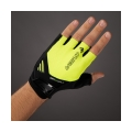 Chiba Fahrrad-Handschuhe BioXcell AIR neongelb/schwarz - 1 Paar