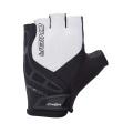 Chiba Fahrrad Handschuhe BioXcell schwarz/weiss