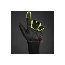 Chiba Fahrrad Handschuhe Dry Star Superlight schwarz/gelb