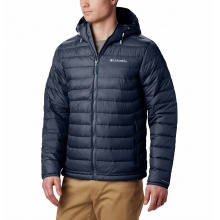 Columbia Übergangsjacke Powder Lite Hooded navy Herren