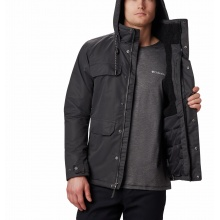 Columbia Winterjacke South Canyon Lined sharkgrau Herren