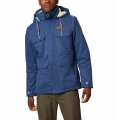 Columbia Winterjacke South Canyon Lined blau Herren