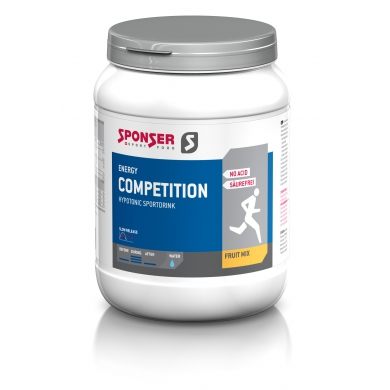 Sponser Energy Competition Neutral Dose