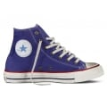 Converse Chuck Taylor AS washed high blau Sneaker Damen
