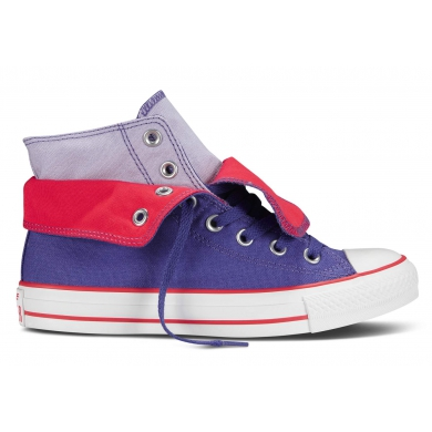 Converse Chuck Taylor AS Two Fold high violett Sneaker Damen