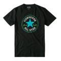 Converse T-Shirt Core schwarz Herren