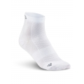 Craft Sportsocke Quarter Cool weiss 2er