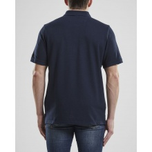 Craft Polo Casual Pique navy Herren