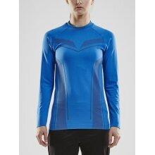 Craft Langarmshirt Pro Control Seamless cobalt Damen