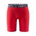 Craft Boxershort Pro Control 9in rot Herren