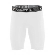 Craft Kompressions-Boxershort (enganliegend) Pro Control weiss Herren