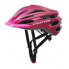 Cratoni Fahrradhelm Pacer pink matt