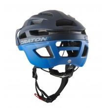 Cratoni Fahrradhelm AllRace blau matt