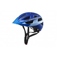 Cratoni Fahrradhelm Velo X blau matt