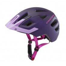 Cratoni Fahrradhelm Maxster PRO #19 Kinder violett/pink matt
