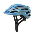 Cratoni Fahrradhelm Pacer blau/orange matt