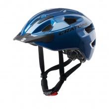 Cratoni Fahrradhelm C-Swift blau