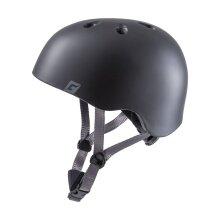 Cratoni Fahrradhelm C-Reel schwarz matt