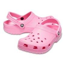Crocs Classic Clog pink Lemonade Sandale Damen