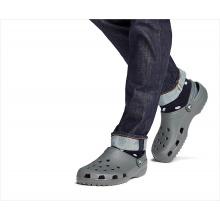 Crocs Classic Clog grau Sandale Herren/Damen