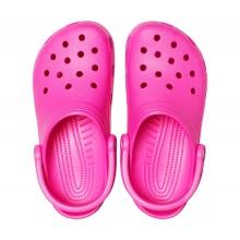 Crocs Classic Clog elektrik pink Sandale Herren/Damen
