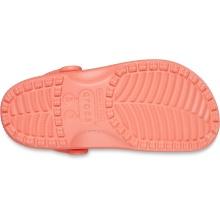 Crocs Classic Clog fresco-orange Sandale Herren/Damen