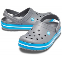 Crocs Crocband Clog charcoal/ocean Sandale Herren/Damen