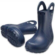 Crocs Handle It Rain Boot navy Gummistiefel Kinder