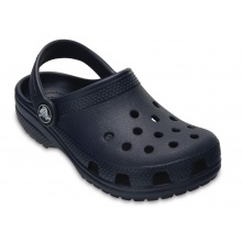 Crocs Classic Clog navy Sandale Kinder