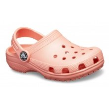 Crocs Classic Clog candy melone Sandale Girls