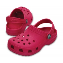 Crocs Classic Clog candy pink Sandale Girls