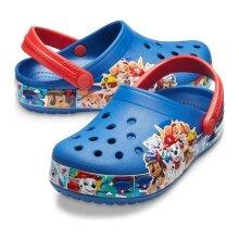 Crocs Crocband Fun Lab Paw Patrol blau Sandale Kinder