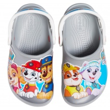 Crocs Clog Fun Lab Paw Patrol grau Sandale Kinder