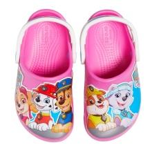 Crocs Clog Fun Lab Paw Patrol pink Sandale Kinder