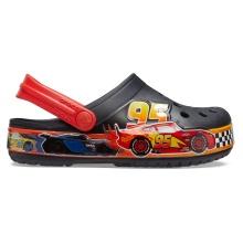 Crocs Crocband Fun Lab Disney and Pixar Cars schwarz Sandale Kinder