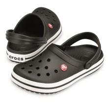 Crocs Crocband Clog schwarz Sandale Herren