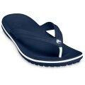 Crocs Crocband Flip navy Zehensandalen Damen
