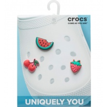 Crocs Jibbitz Red Fruit - 3 Stück