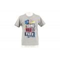 Diadora Tshirt Grafik grau Jungen