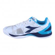 Diadora Speed Blushield 2 AG weiss/blau Allcourt-Tennisschuhe Herren