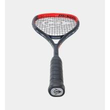 Dunlop Squashschläger Blackstorm Carbon 5.0 140g/kopflastig - besaitet -