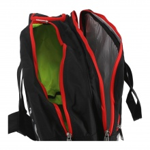 Dunlop Racketbag Elite Tournament Thermo 2020 schwarz/rot