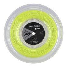 Dunlop Explosive Spin gelb 200 Meter Rolle