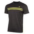 Dunlop Tennis-Tshirt Performance Crew anthrazit Herren