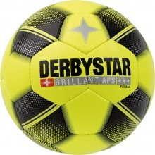 Derbystar Fussball Brilliant APS Futsal gelb