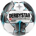 Derbystar Fussball Bundesliga Brilliant Replica weiss/schwarz/blau