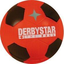 Derbystar Minisoftball rot/schwarz