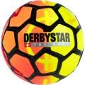 Derbystar MINI-Fußball Street Soccer orange/gelb (47cm)