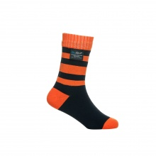 DexShell Socke Stripe wasserdicht orange Kinder 1er